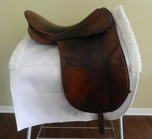 Stubben Shulteiss Dressage Saddle